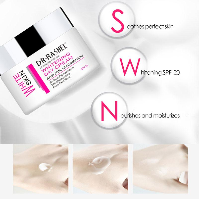 Dr. Rashel Whitening Day Cream | DawaaiWala